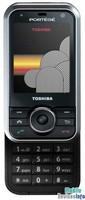 Mobile phone Toshiba Portege G500