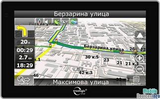 GPS navigator Treelogic TL-5007BGF AV