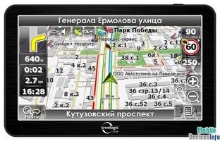 GPS navigator Treelogic TL-6010BGF AV