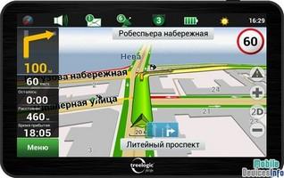 GPS navigator Treelogic TL-7002BGF 2AV