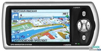 GPS navigator Varta V-GPS7P