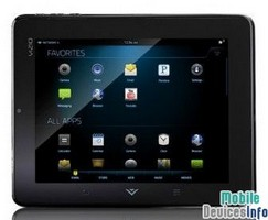 Tablet Vizio Via Tablet VTAB1008