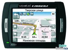 GPS navigator Voxtel Carrera X353