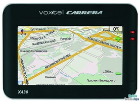 GPS navigator Voxtel Carrera X430