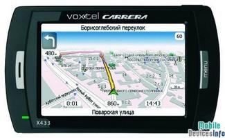 GPS navigator Voxtel Carrera X433