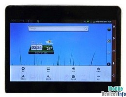 Tablet Zenithink ZEPAD C72
