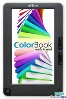 Ebook effire ColorBook TR701A