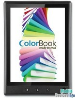 Ebook effire ColorBook TR702A