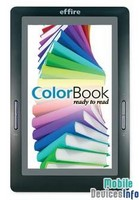 Ebook effire ColorBook TR703