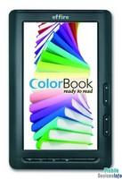 Ebook effire ColorBook TR704