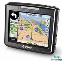 GPS navigator iSUN Digitech 3509