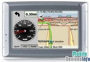 GPS navigator iSUN Digitech 4306