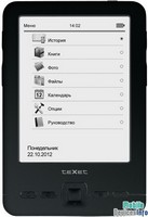 Ebook teXet TB-436