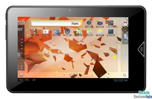 Tablet teXet TM-7037W