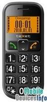 Mobile phone teXet TM-B200