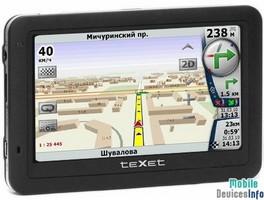 GPS navigator teXet TN-501