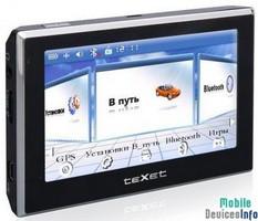GPS navigator teXet TN-555