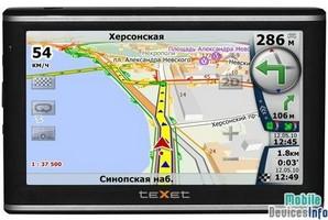 GPS navigator teXet TN-606