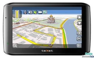 GPS navigator teXet TN-610 Voice HD