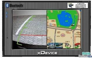 GPS navigator xDevice microMAP-4330B