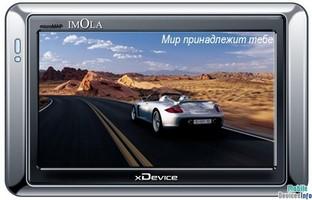 GPS navigator xDevice microMAP-imOla