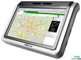 GPS navigator xDevice microMAP GT